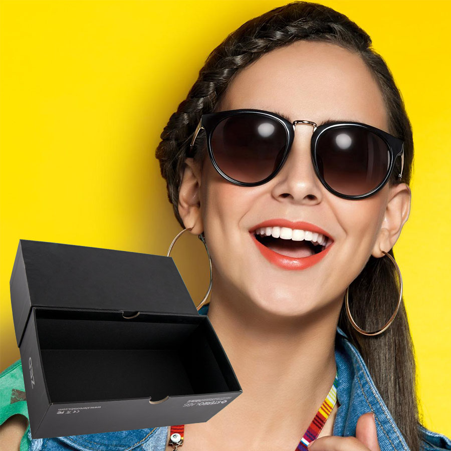 Sunglasses Packaging Boxes