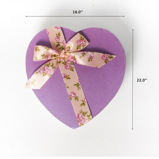 Heart shaped boxes supplier