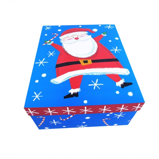 Christmas Santa Claus Packaging Boxes